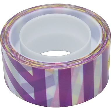 Scotch® Expressions Magic™ Tape, Preppy 2 Pattern, 3/4in. x 300in.
