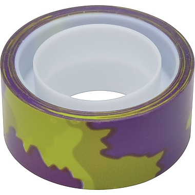 Scotch® Expressions Magic™ Tape, Arts and Crafts Pattern, 3/4in. x 300in.