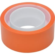 "Scotch® Expressions Tape, Orange, Removable, 3/4""x 300"""