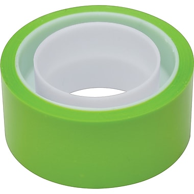 Scotch Expression Tape, Green, Removable, 3/4in. x 300in.