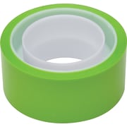 Scotch® Expressions Tape, Green, Removable, 3/4x300