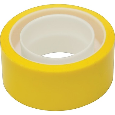 Scotch Expressions Tape, Yellow, Removeable, 3/4in.x300in.