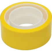 "Scotch® Expressions Tape, Yellow, Removeable, 3/4""x300"""