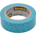 Scotch® Expressions Washi Tape, Cracked, 3/5in. x 393in.
