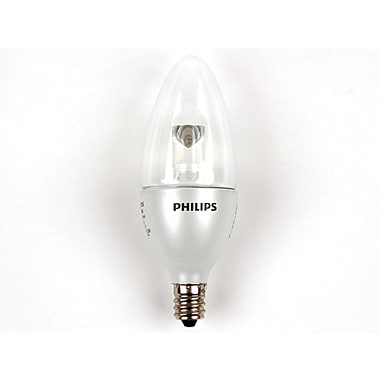 3.5 Watt Philips Blunt BA11 Dimmable LED Decorative Bulb (8-Pack), Warm White