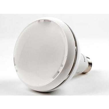 9.5 Watt Philips BR30 LED Flood Bulb (6-Pack), Warm White