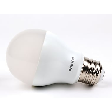 10.5 Watt Philips A19 Cool White LED Lamps