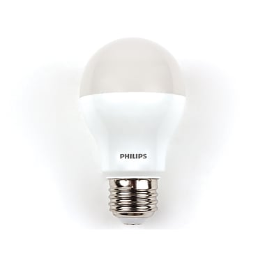 10.5 Watt Philips A19 LED Lamp (6-Pack), Cool White