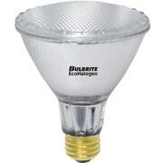 60 Watt Bulbrite® PAR30 Dimmable EcoHalogen Halogen Flood Bulb (4-Pack), Warm White