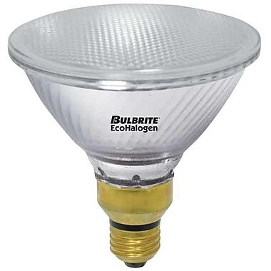 70 Watt Bulbrite® PAR38 Dimmable EcoHalogen Warm White Halogen Flood Bulbs