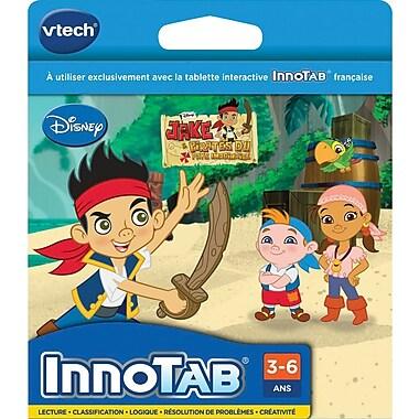 VTech® InnoTab Software Cartridge: Jake & the Neverland Pirates, French