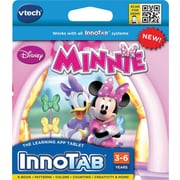 VTech® InnoTab Software Cartridge: Minnie's Bow Toon, English