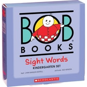 Bob Books – Mots charnières, série maternelle (anglais)