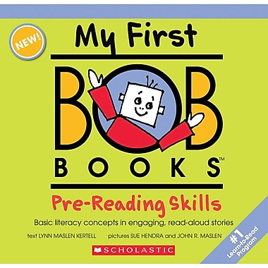 My First Bob Books Pre-Reading Skills