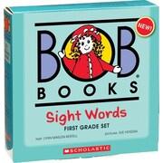 Bob Books – Mots charnières, série première année (anglais)