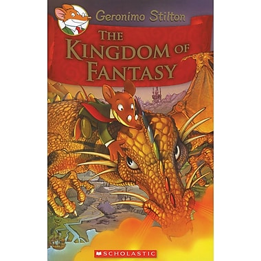 Geronimo Stilton The Kingdom of Fantasy