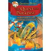 Geronimo Stilton – The Quest for Paradise, The Return to the Kingdom of Fantasy (anglais)
