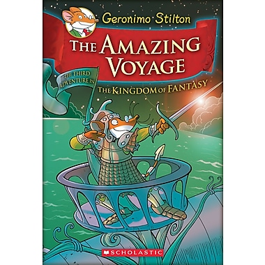 Geronimo Stilton Special Edition The Amazing Voyage, The Third Adventure in the Kingdom of Fantasy