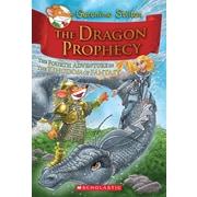 Geronimo Stilton – Kingdom of Fantasy #4 The Dragon Prophecy (livre anglais)