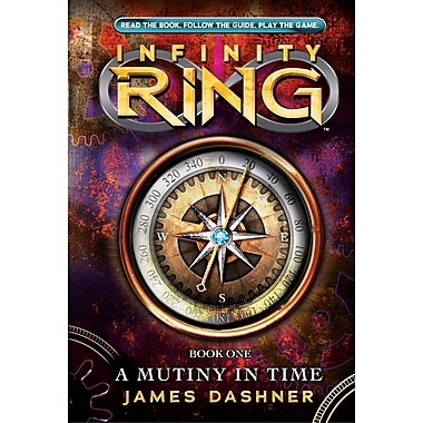 Infinity Ring Book 1 A Mutiny in Time