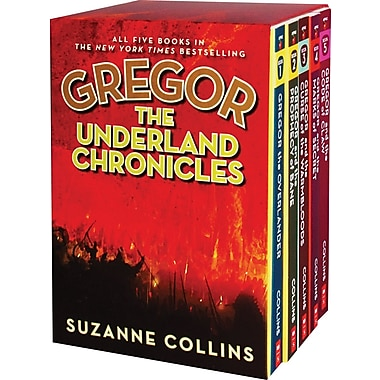 Gregor the Underland Chronicles