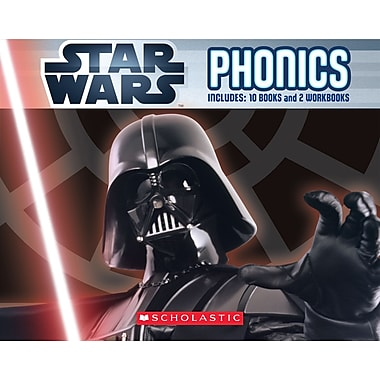 Phonics Box Set Star Wars