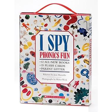 Phonics Box Set I Spy