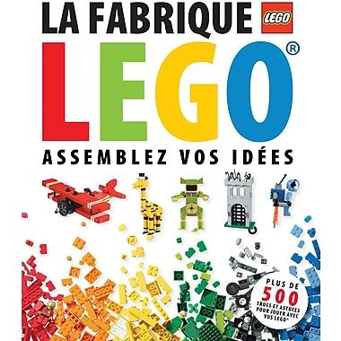 Scholastic La fabrique LEGO