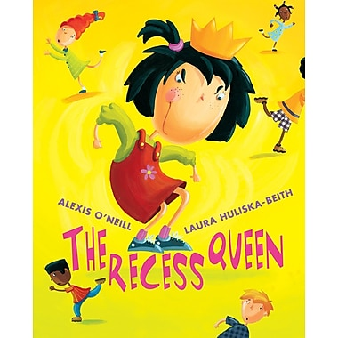 Scholastic The Recess Queen