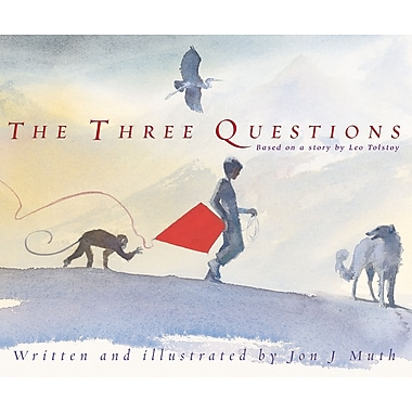 Scholastic The Three Questions