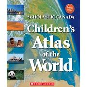 Scholastic Canada – Atlas du monde pour jeunes, anglais