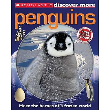 Scholastic Discover More Penguins, Confident Reader