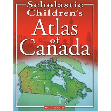 Scholastic – Atlas du Canada pour enfants
