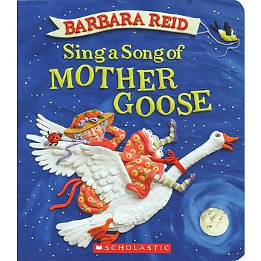 Scholastic Sing a Song of Mother Goose