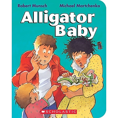 Scholastic Alligator Baby