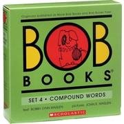 Bob Books – Mots composés, série 4, coffret (anglais)