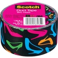 Scotch® Brand Duct Tape, 80's Heels, 1.88in. x 10 Yards