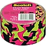 Scotch® Brand Duct Tape, Not So Camo, 1.88