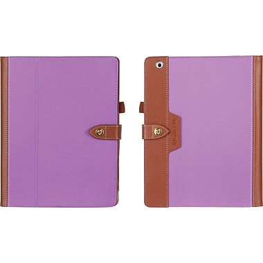 Griffin Back Bay iPad Air Folio Case, Violet