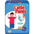 Cuties™ Training Pants, Boy 2T-3T, 104/Case