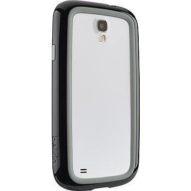 SAMSUNG GALAXY S4 Surround Case, Black and Stone