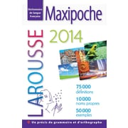 French Reference Book - Larousse Dictionnaire Maxi Poche 2014