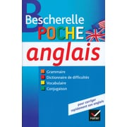 French Reference Book - Bescherelle Grammaire Poche Anglais