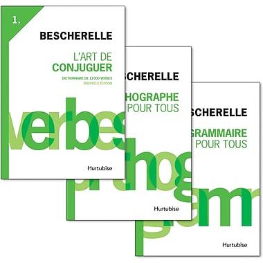 French Reference Book - Bescherelle, Grammaire Coffret Trio Bescherelle