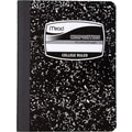 Mead® Square Deal® Black Marble Composition Book, College Ruled, 1-Subject, 9-3/4in. x 7-1/2in.