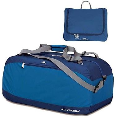 High Sierra – Sac de sport Pack-N-Go de 36 po, bleu