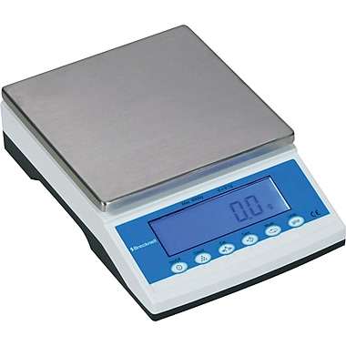 Brecknell Precision Weighing Balance, 3000g x 0.5g