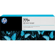 HP – Cartouche d'encre noire photo DesignJet 771A (B6Y21A)