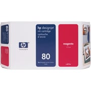 HP DesignJet 80 Magenta Ink Cartridge (C4874A)
