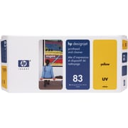 HP DesignJet 83 Yellow UV Printhead and Cleaner (C4963A)